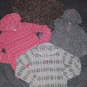 8pc bundle of girls 14/16 winter clothing
